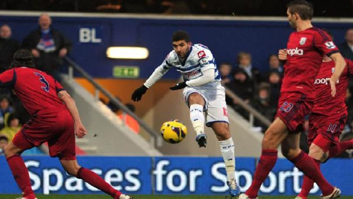 The mercurial Taarabt has been out of favour with the national team. (AFP)