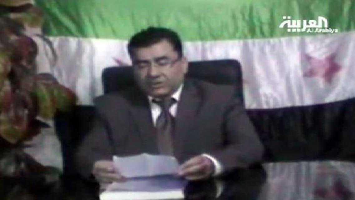منحرف پراسیکیوٹر جنرل احمد النعیمی ایڈووکیٹ