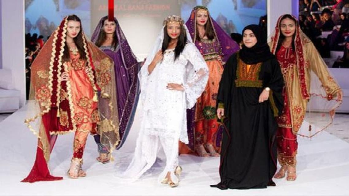 The three-day fashion event will highlight 12 designers from Oman, Tunisia, UAE, Morocco, Jordan, Qatar and Saudi Arabia. (Photo courtesy http://www.muscat-festival.com)