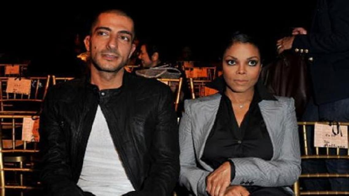 Janet Jackson and her fiancé Wissam al-Mana have been dating since summer 2010, according to media reports. (AFP)