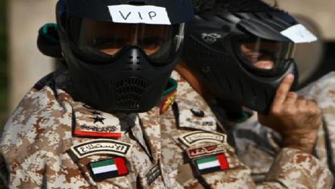 عناصر من القوات الخاصة الإماراتية