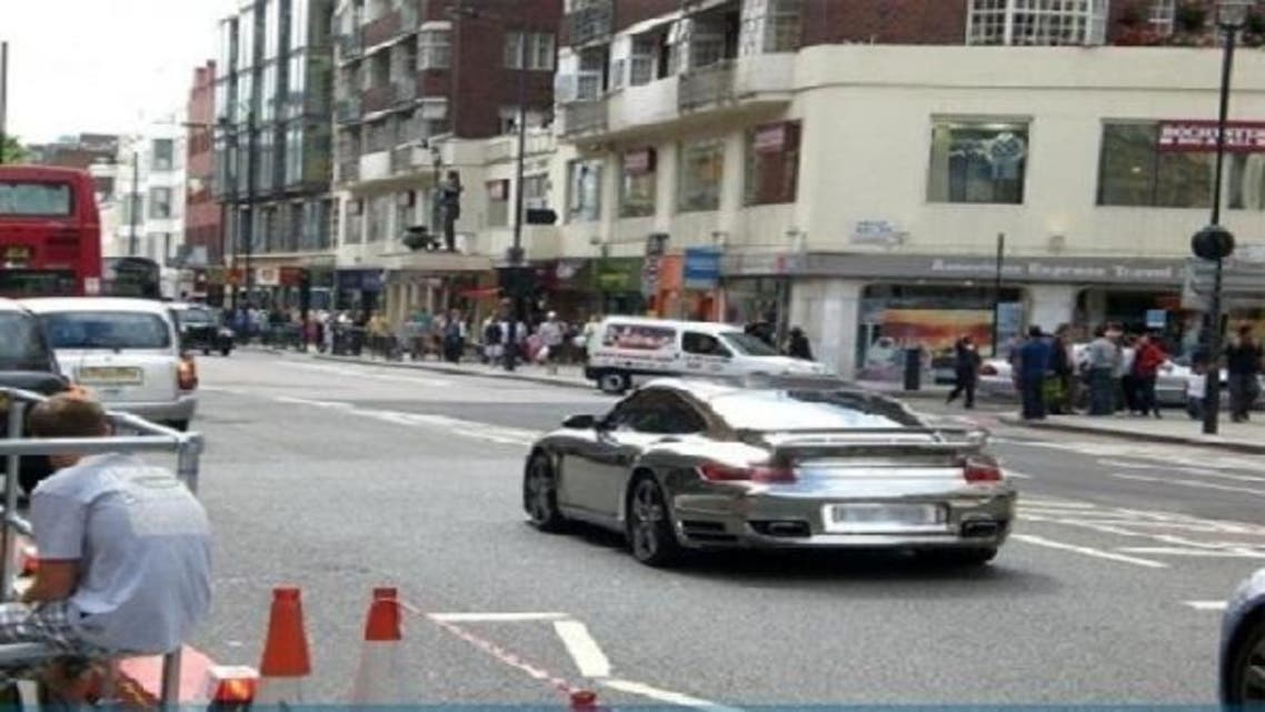 Locals in London's Knightsbridge area have complained to the Metropolitan Police, claiming they are not doing enough to curb the bad driving habits of young men from the Gulf. (Al Arabiya)