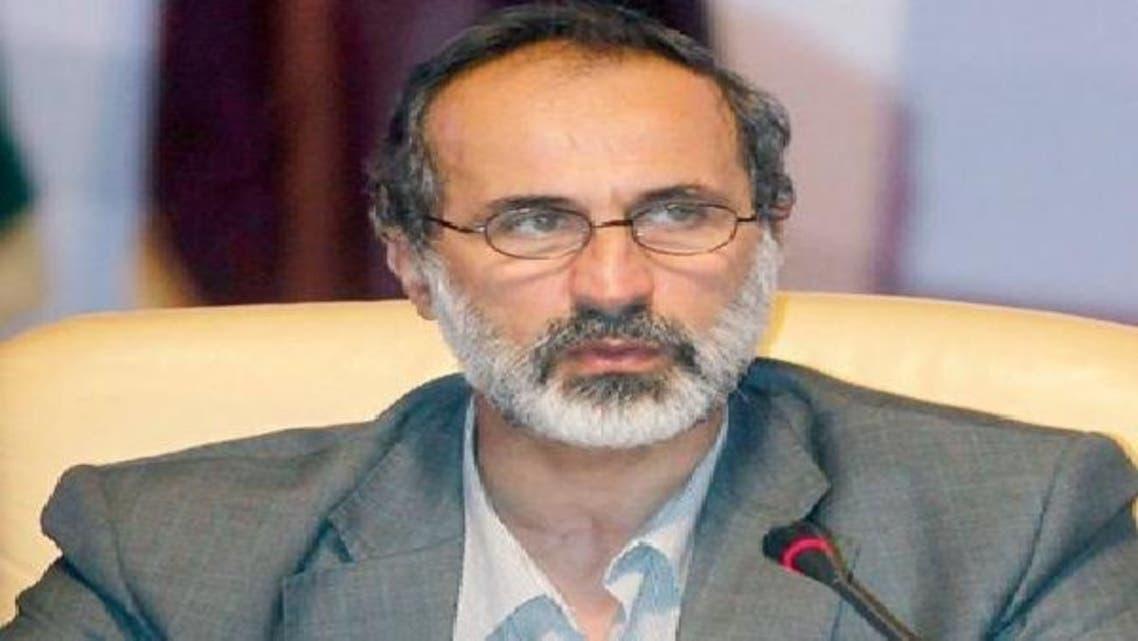 معاذ الخطیب رئیس دوره ای ائتلاف مخالفان سوری