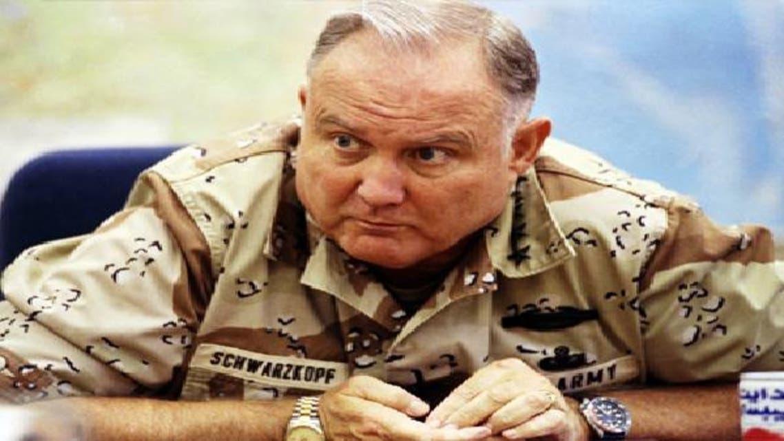 الجنرال الأمريكي الراحل نورمان شوارزكوف