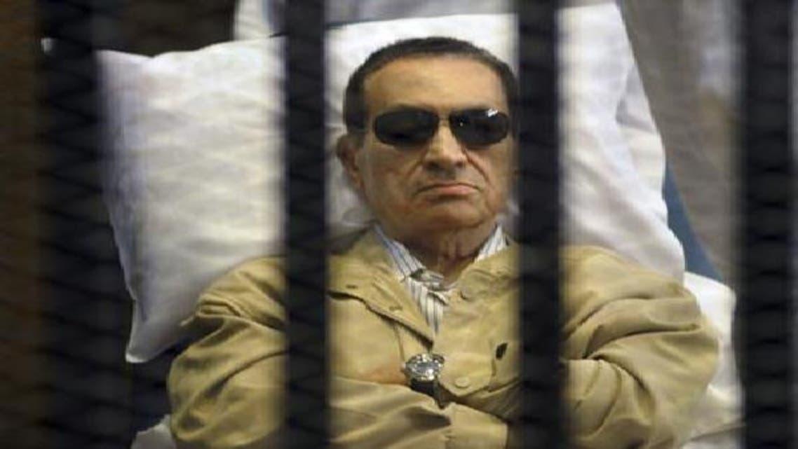 حسنی مبارک کو 2 جون 2012ء کو مظاہرین کی ہلاکتوں کے مقدمے میں عمرقید کی سزا سنائی گئی تھی۔