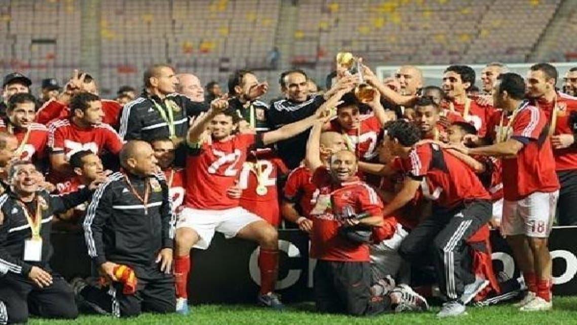 الأهلي المصري فاز بلقب دوري أبطال أفريقيا