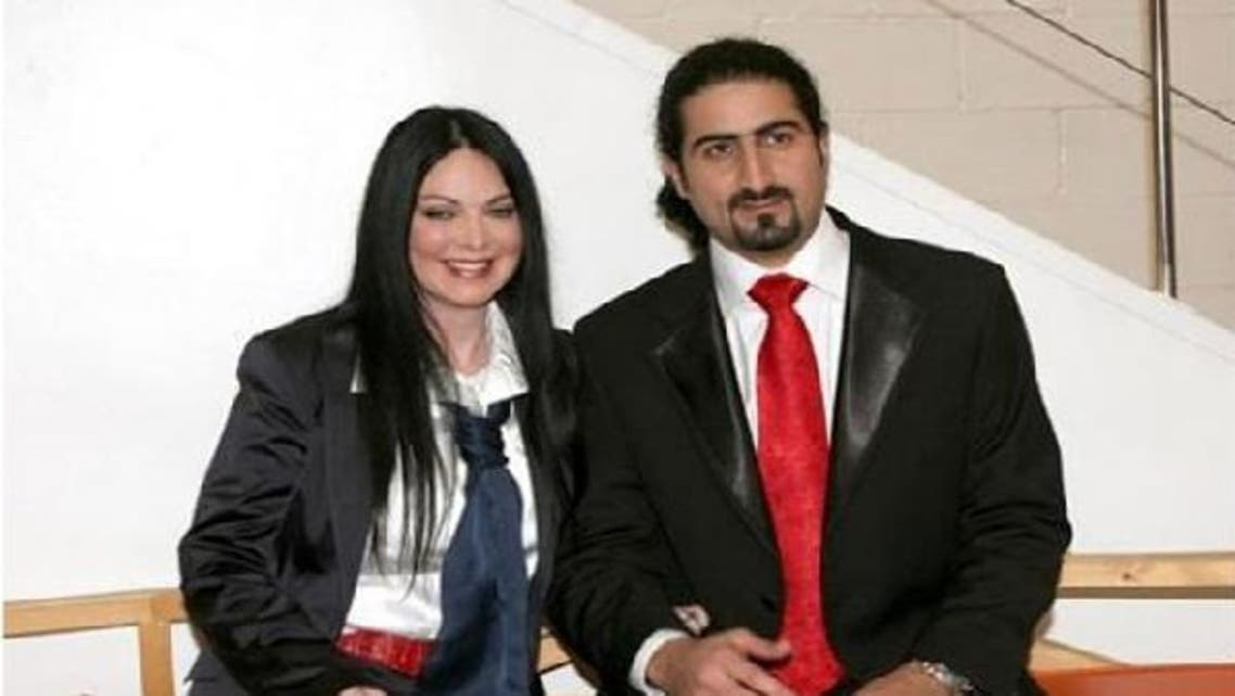 Daughter-in-law of the slain Al-Qaeda's chief Osama Bin Laden, Zaina, became a member of the Royal British Legion. She also pledged cash donations for British army for at least five years. (Photo courtesy Sayyidati magazine)