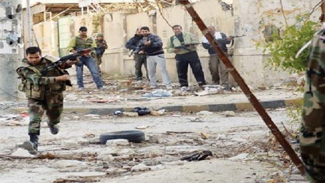 اشتباكات عنيفة في اليرموك بين الحر وقوات النظام