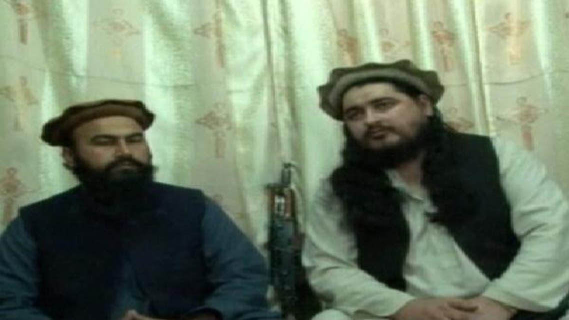 کالعدم تحریک طالبان پاکستان کے سربراہ حکیم اللہ محسود اور ان کے دست راست قاری ولی الرحمن
