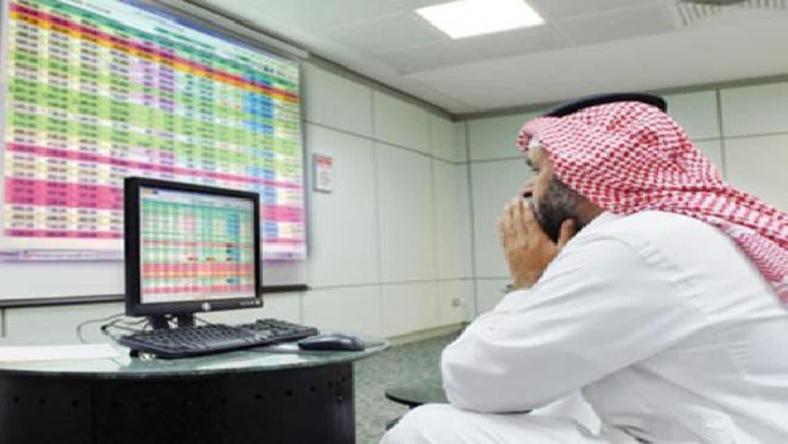 الأسهم السعودية تشهد أكبر تراجع في شهر