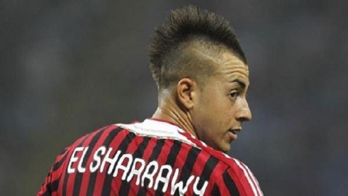 Stephan El Shaarawy refused to cut his hair as requested by the club's owner Silvio Berlusconi. (Al Arabiya)