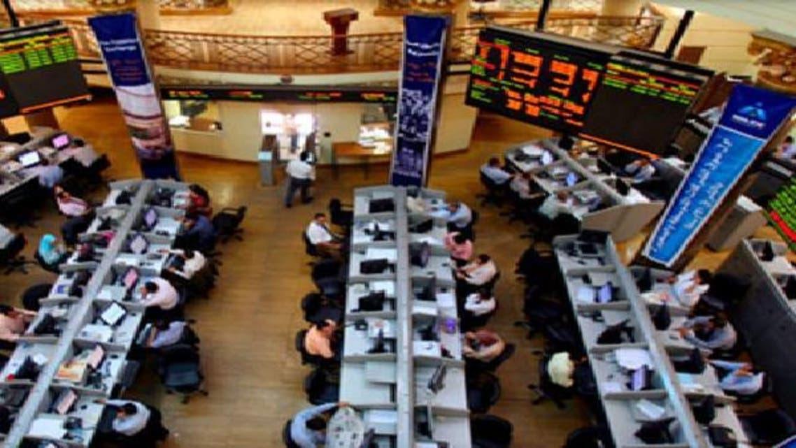 ارتفع المؤشر الرئيسي لبورصة مصر 50.8% خلال 2012