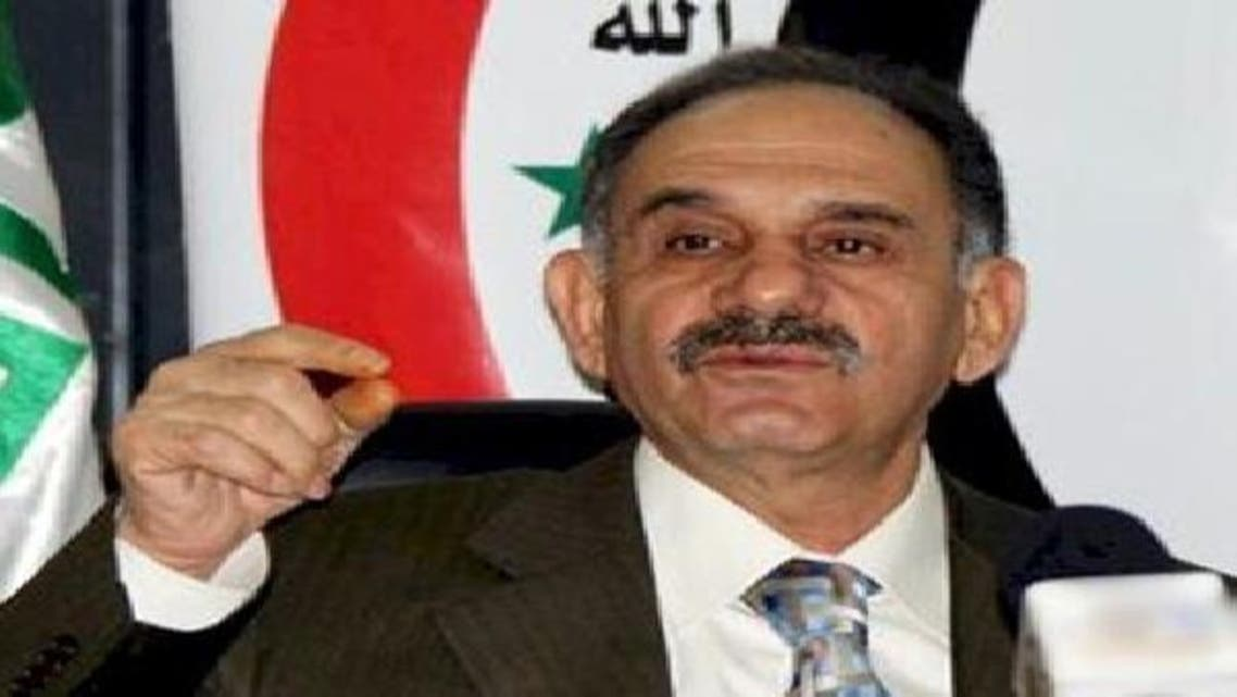 عراقی نائب وزیر اعظم صالح المطلك