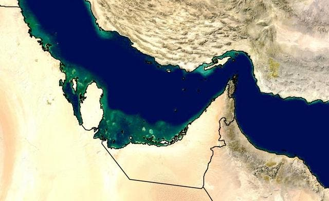 Iran plans to conduct six days of naval exercises in the strategic Strait of Hormuz in the Gulf. (AFP)