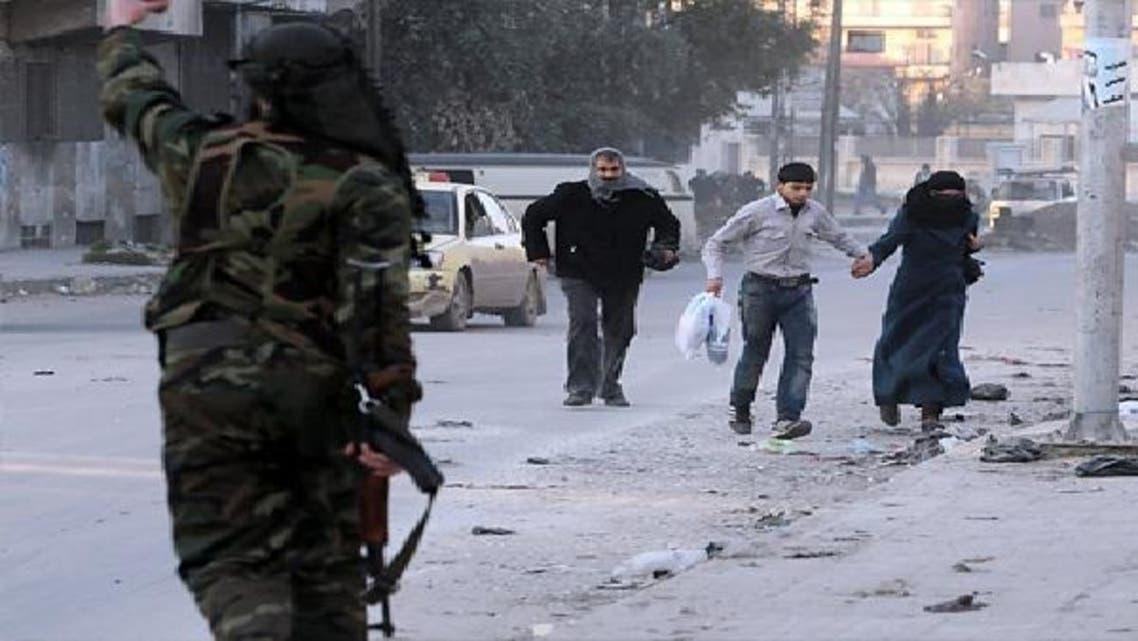 مسؤول عسكري: النظام السوري يحاول تصدير أزمته إلى الأردن