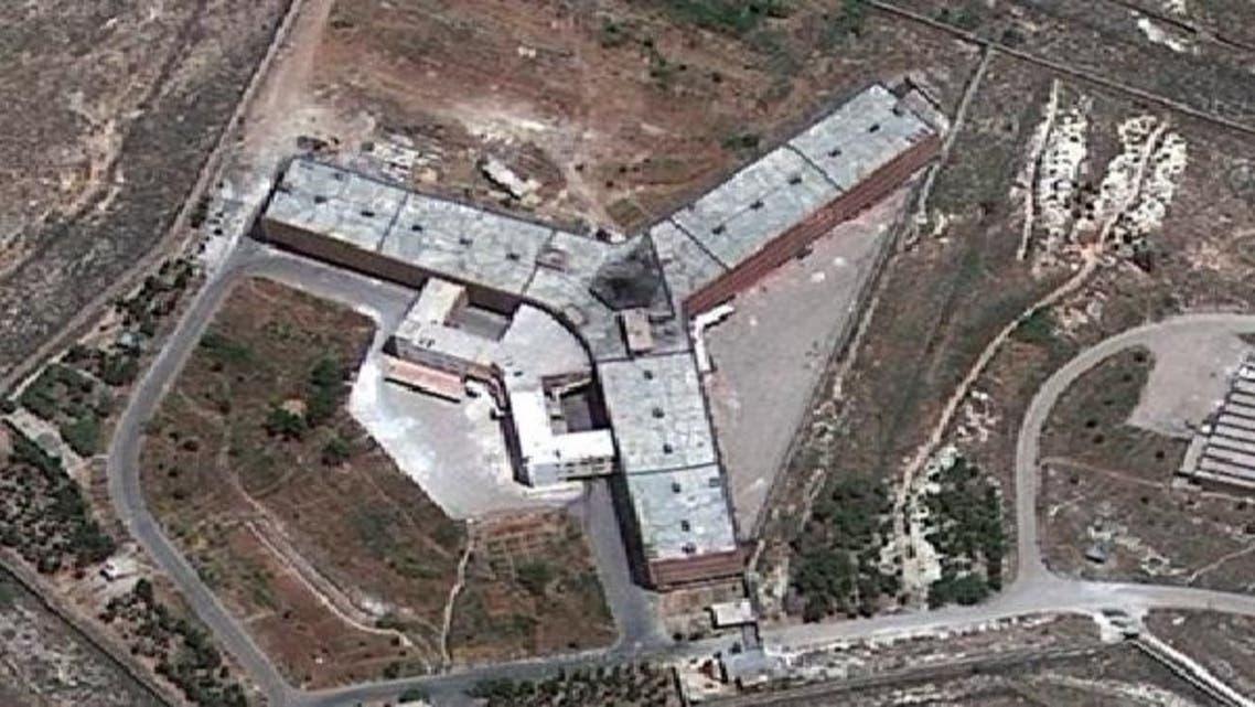 الاحمر جیل کا سیٹلائیٹ ویوو