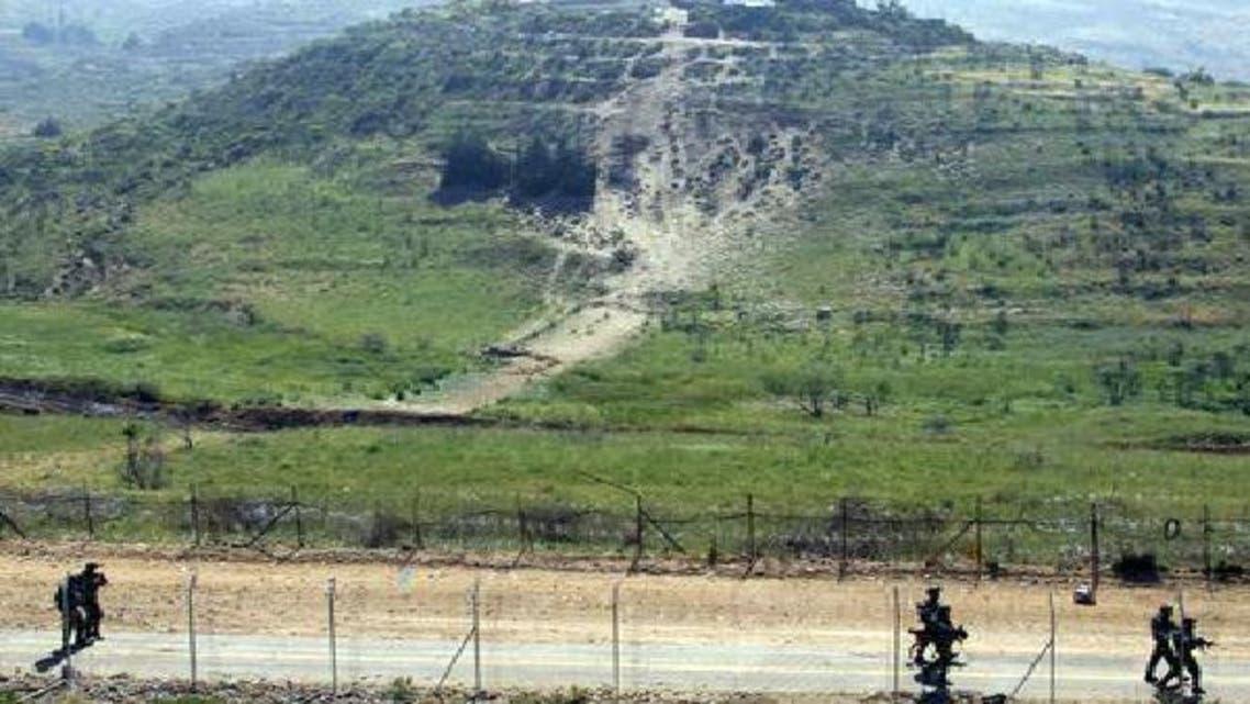 إسرائيل تبني جداراً أمنياً في الجولان تحسباً لسقوط الأسد