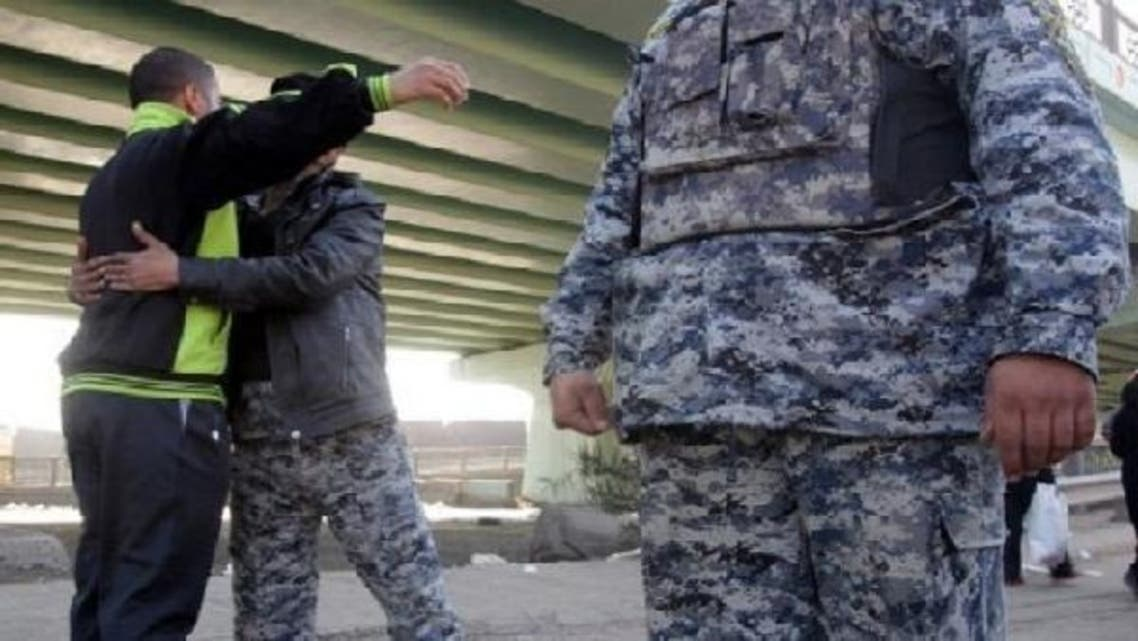 Iraqi authorities are looking to crack down on overweight security forces, as promotions are no longer a guarantee to those who are considered obese. (AFP)