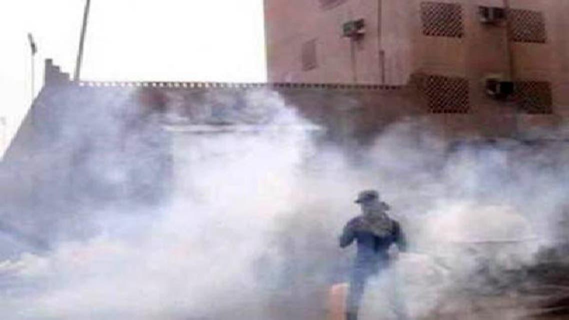 سرکاری فوج کا حمص میں مخالفین کے خلاف زہریلی گیس کا استعمال