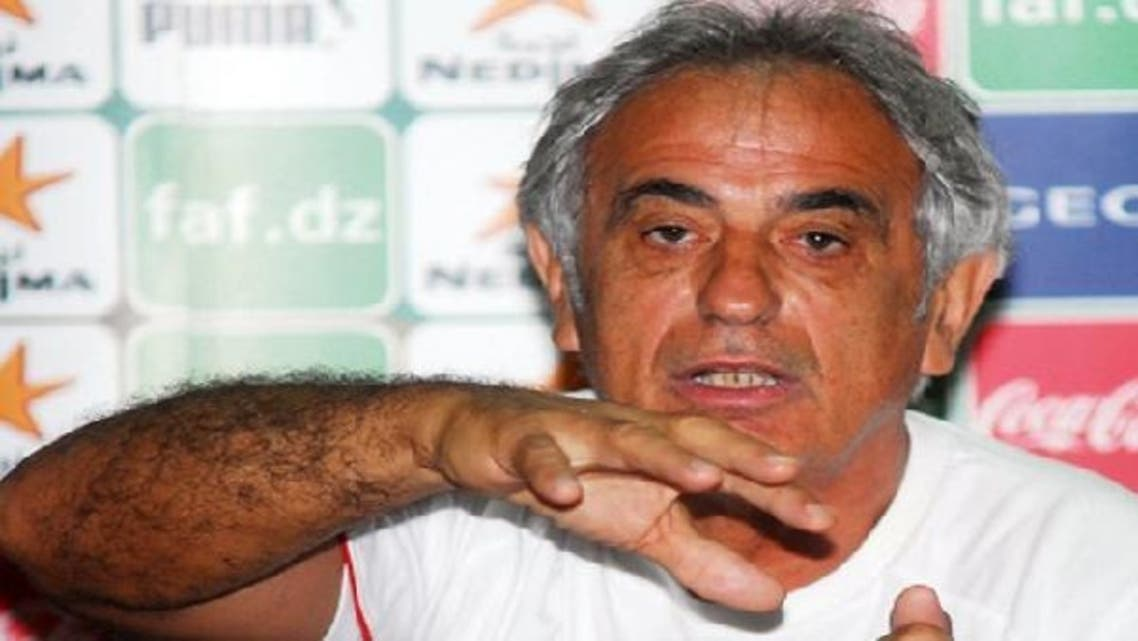 Algeria coach Vahid Halilhodzic has been told he will keep his job regardless of how his team does at the African Nations Cup finals. (Photo courtesy of Starafrica.com)
