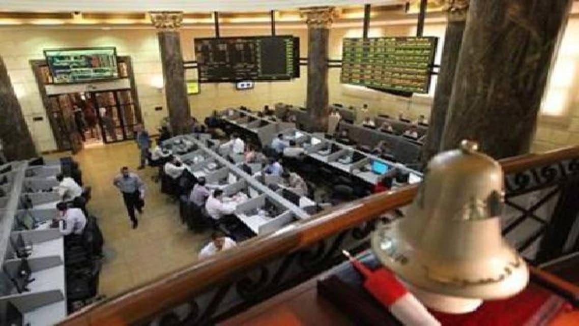 """أداء عرضي مائل للهبوط في أسبوع \\""""الاستفتاء\\"""" ببورصة مصر"""