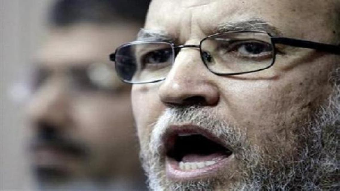 Essam el-Erian, an advisor to the Egyptian president, was quoted as having said Jews should return to Egypt. (Reuters)