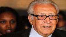Brahimi to stay on as Syria envoy after Russia-U.S. bid