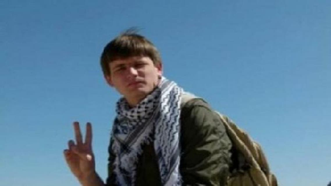 An Israeli army officer and a Tel Aviv resident of Russian origin, Andrei Pshenichnikov is known to be a pro-Palestinian activist, who had been detained in Egypt for sneaking into the country. (Photo Courtesy:IMEMC)