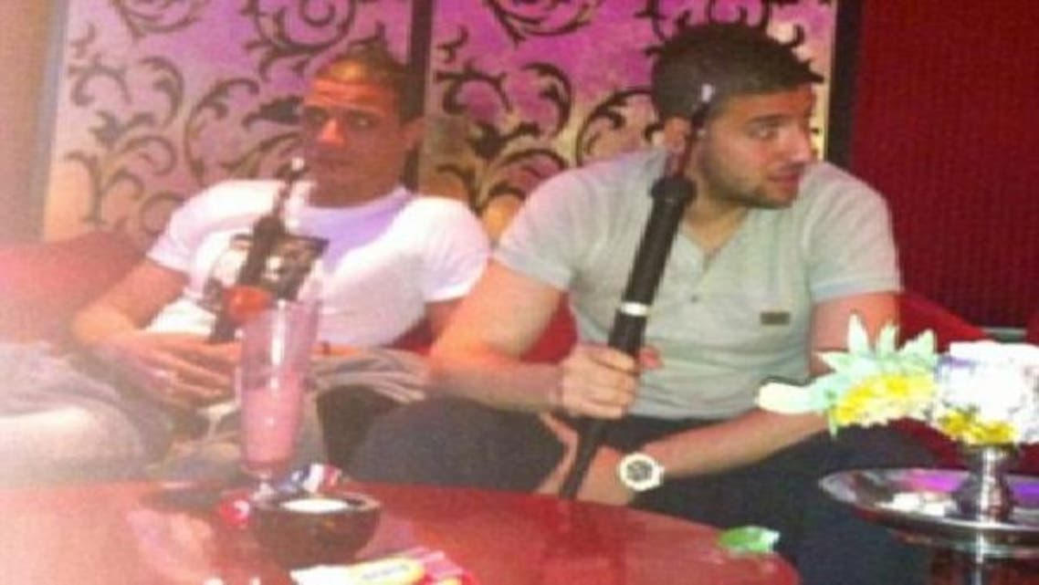 تاعرابت والشماخ فضلا أجواء لندن على تمثيل المغرب