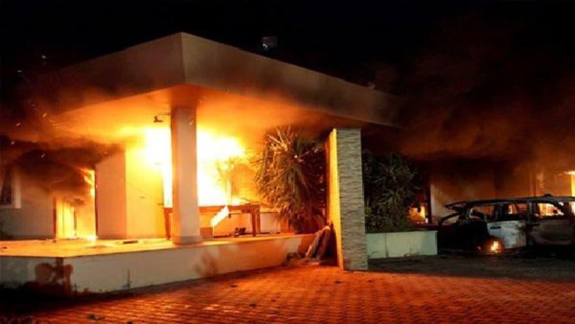 هجوم القنصلية الأمريكية في بنغازي