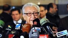 شام کے لیے عالمی ایلچی الاخضرالابراہیمی مستعفی
