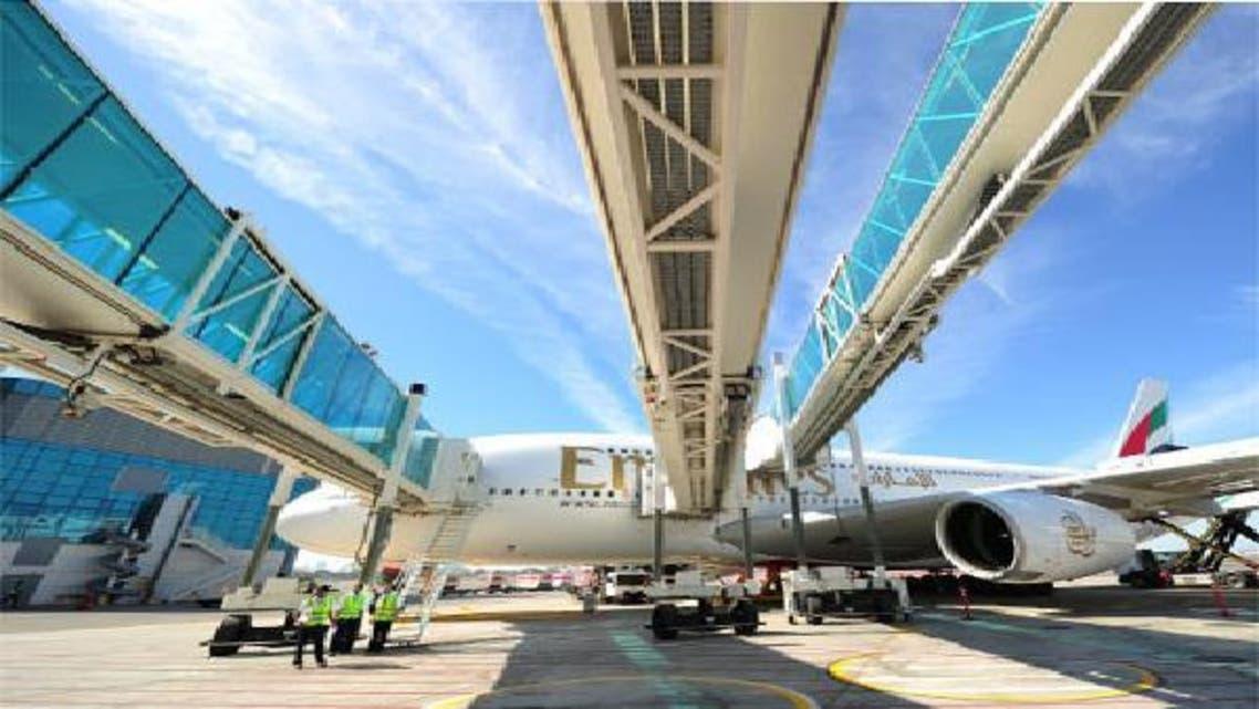 بدء تشغيل رحلات إيرباص A380 من المبنى الجديد في مطار دبي