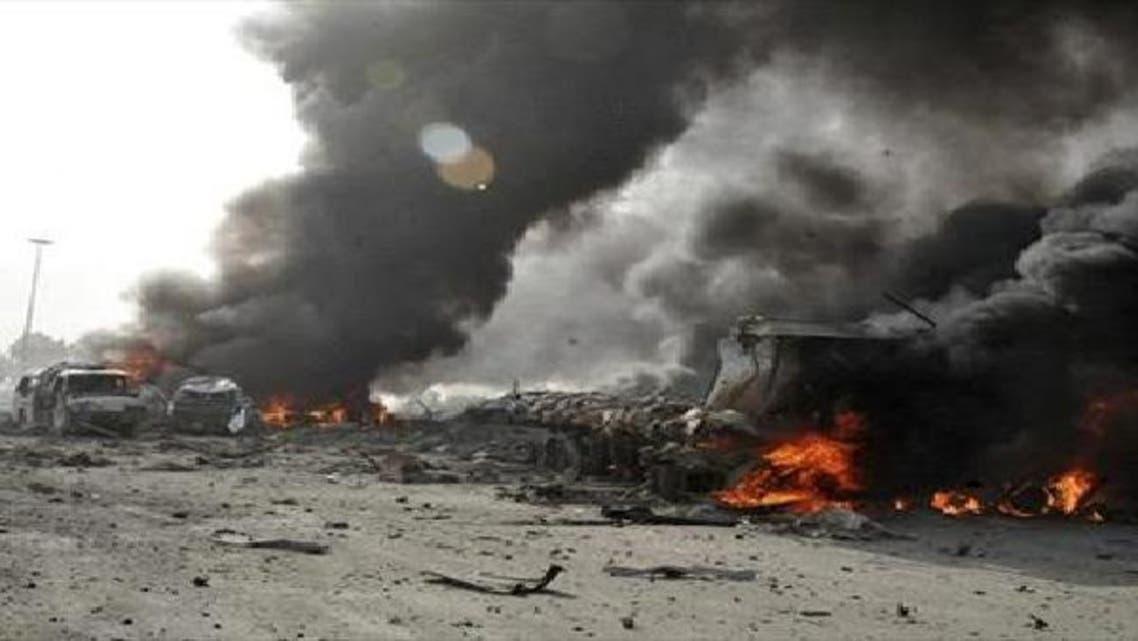 ماضی میں دمشق کے القزاز ریجن پر ہونے والی بمباری