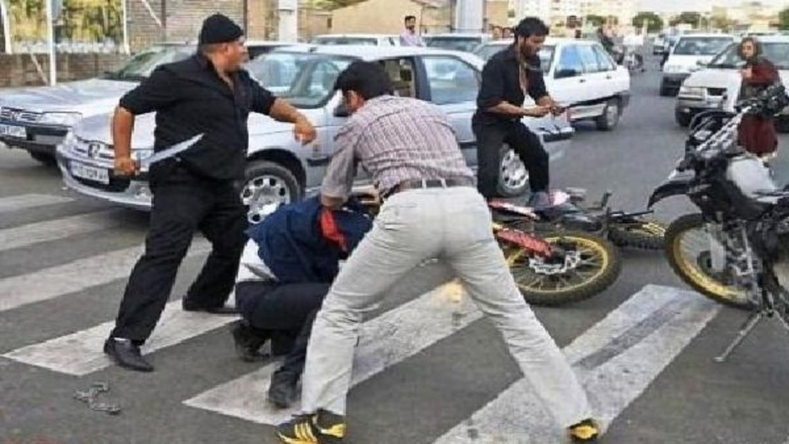 بحران اقتصادی به افزایش زورگیری و سرقت در ایران انجامیده است