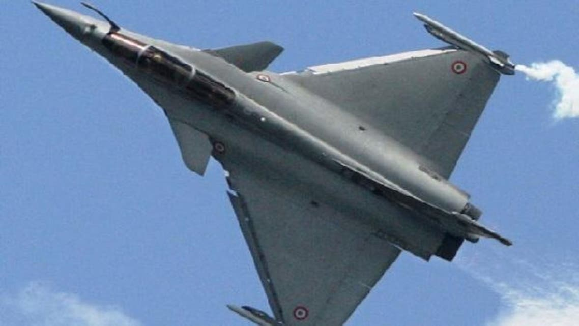 Britain's BAE will supply Oman with 12 Typhoon, 8 Hawk aircrafts. (AFP)