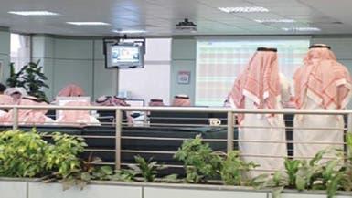 مؤشر الأسهم السعودي يخسر50 نقطة بتداول 10 مليار ريال