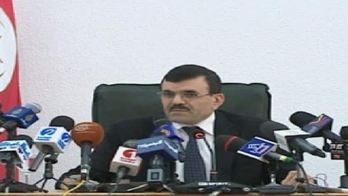 وزير الداخلية التونسي علي العريض