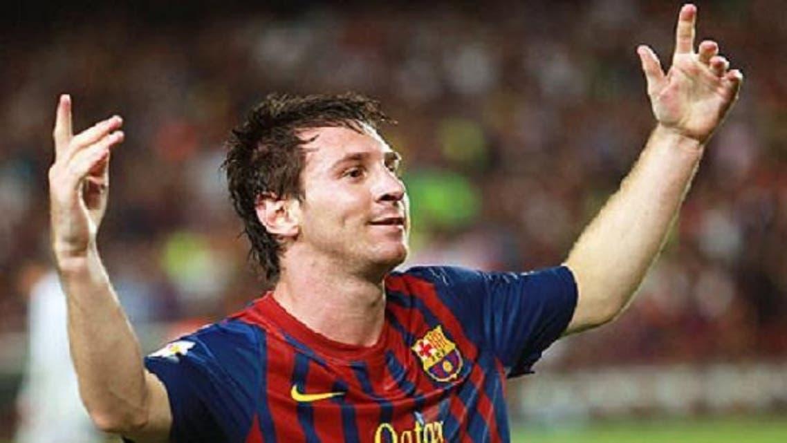 Messi broke German great Gerd Mueller's 40-year-old milestone of 85 goals in one year earlier this month. (Reuters)