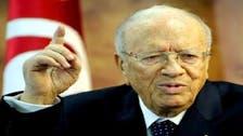 تیونسی صدر کا تحریک النہضہ اور وزیراعظم پرخفیہ ساز باز کا الزام