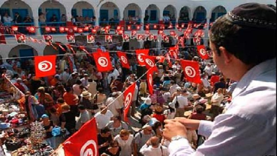 The Jewish community in Tunisia is one of the largest in the Arab nation. However, the number of Jewish citizens in Tunisia after gaining independence from France have dropped significantly. (AFP)