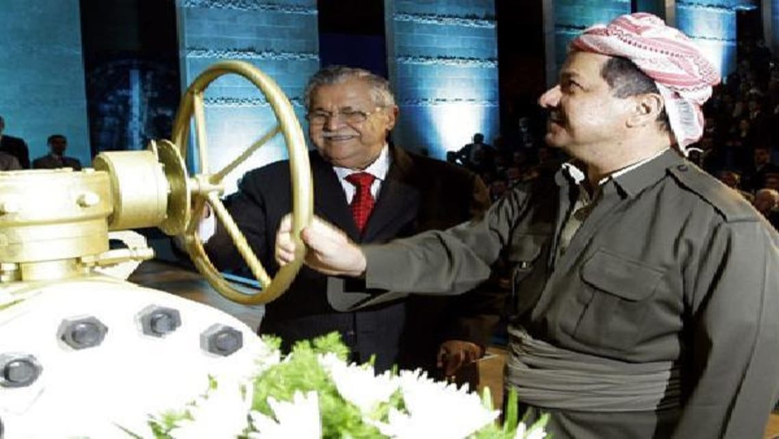 صادرات نفط كردستان العراق انخفضت لـ5000 برميل