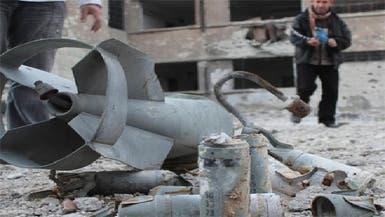 قصف عنيف على دوما بريف دمشق بمعدل قذيفة كل دقيقة