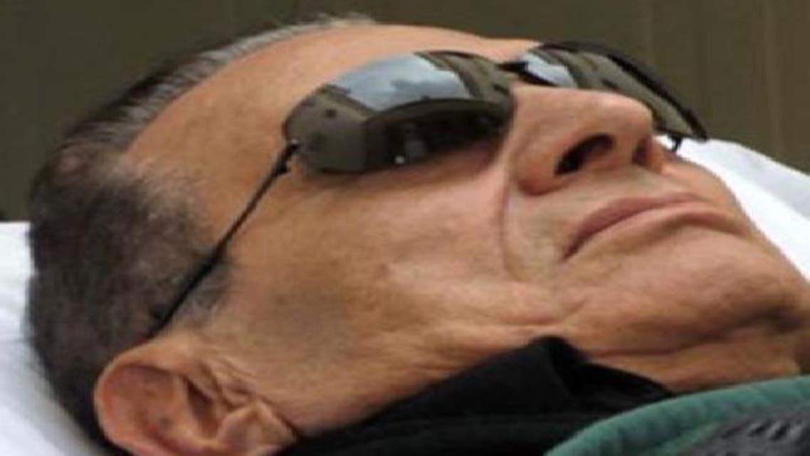 تقرير أشعة مبارك يكشف عن كسر في 3 ضلوع
