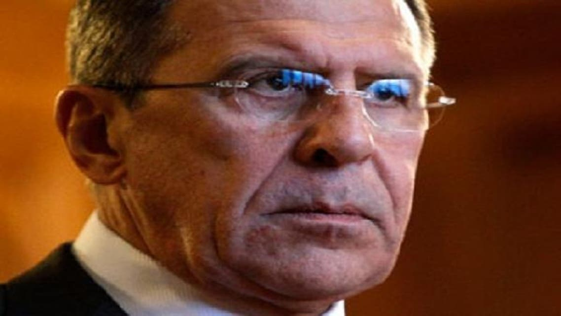 Russia\'s Foreign Minister Sergei Lavrov says neither side of the Syrian conflict will mark victory.  (Reuters)