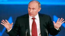 Putin says Russia needs stronger defense against Afghan threats