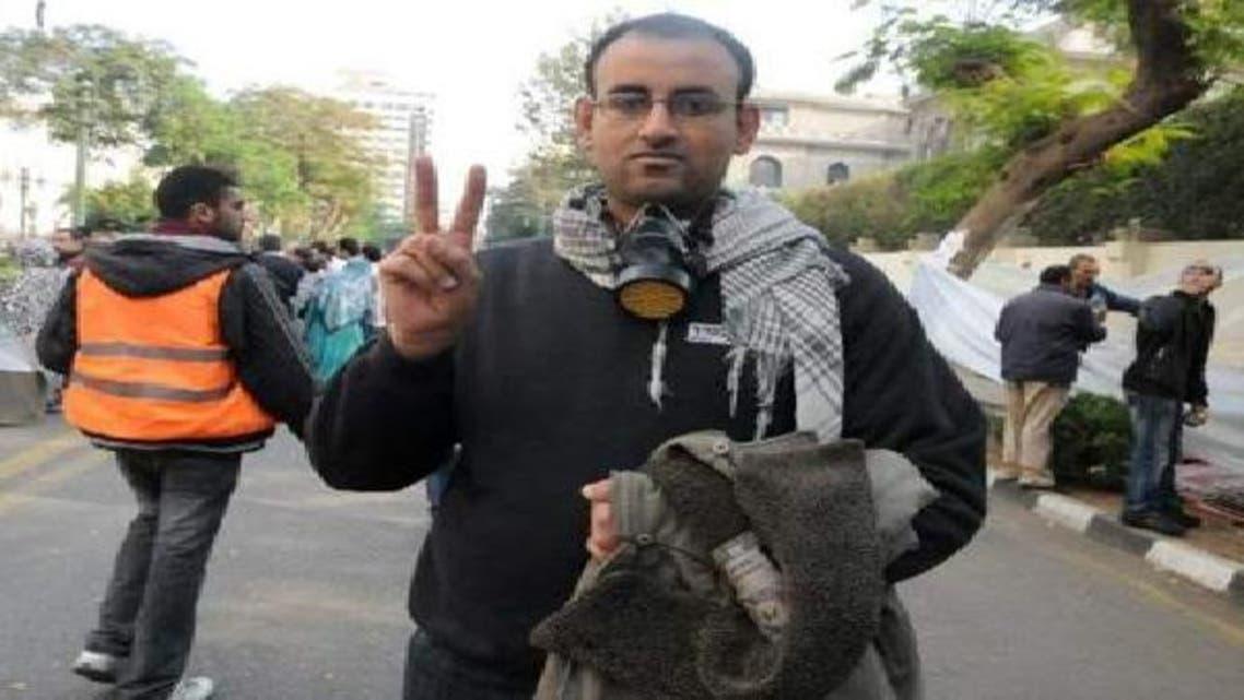 الحسيني أبوضيف عرف عنه أنه ثائر منذ صغره