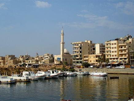 مدينة طرطوس الساحلية