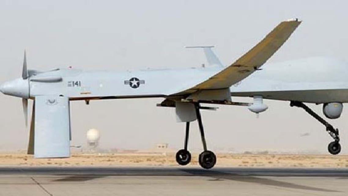 ایرانی جنگی طیاروں نے یکم نومبر کو ایک امریکی ڈرون کو نشانہ بنانے کی کوشش کی تھی