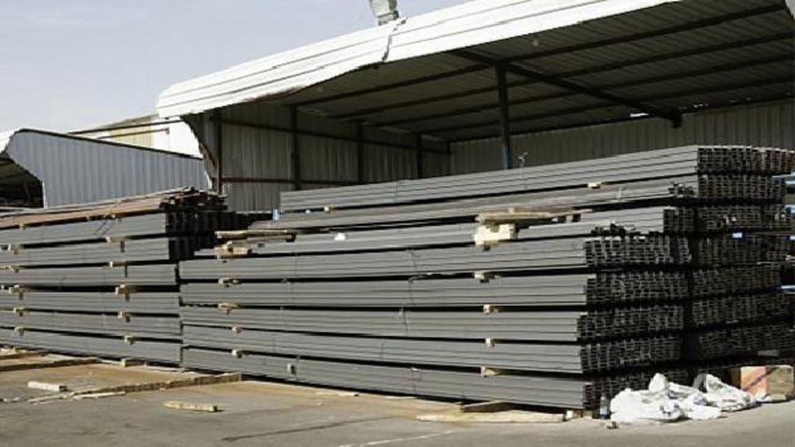 2.8 % تراجع إنتاج مصانع الحديد في السعودية