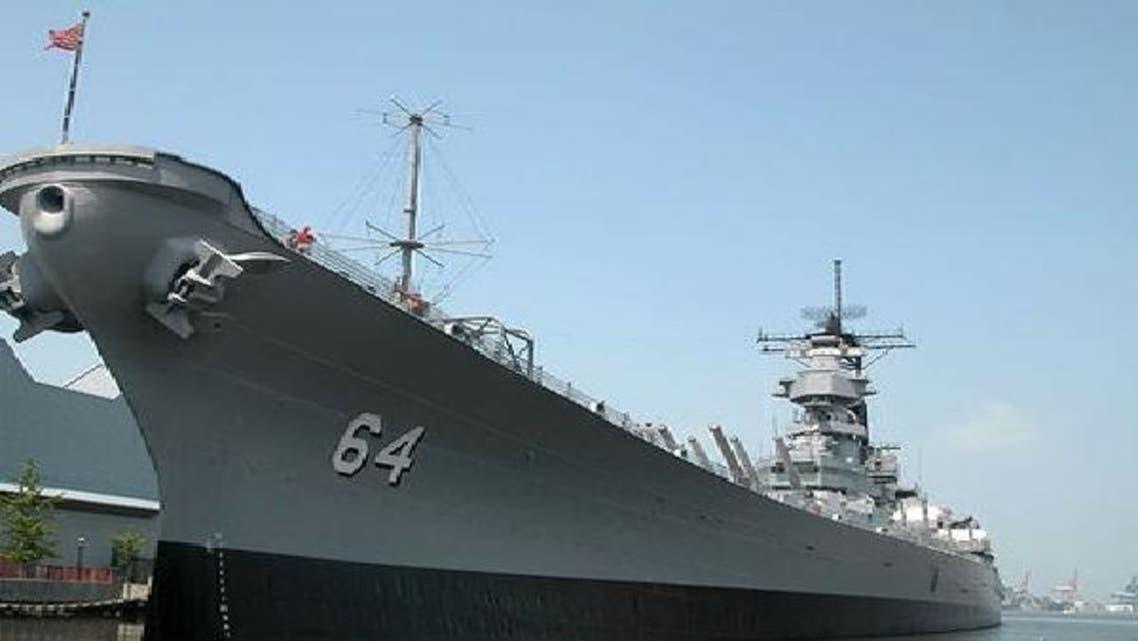 البنتاجون أرسل ثلاث سفن حربية إلى سواحل إسرائيل